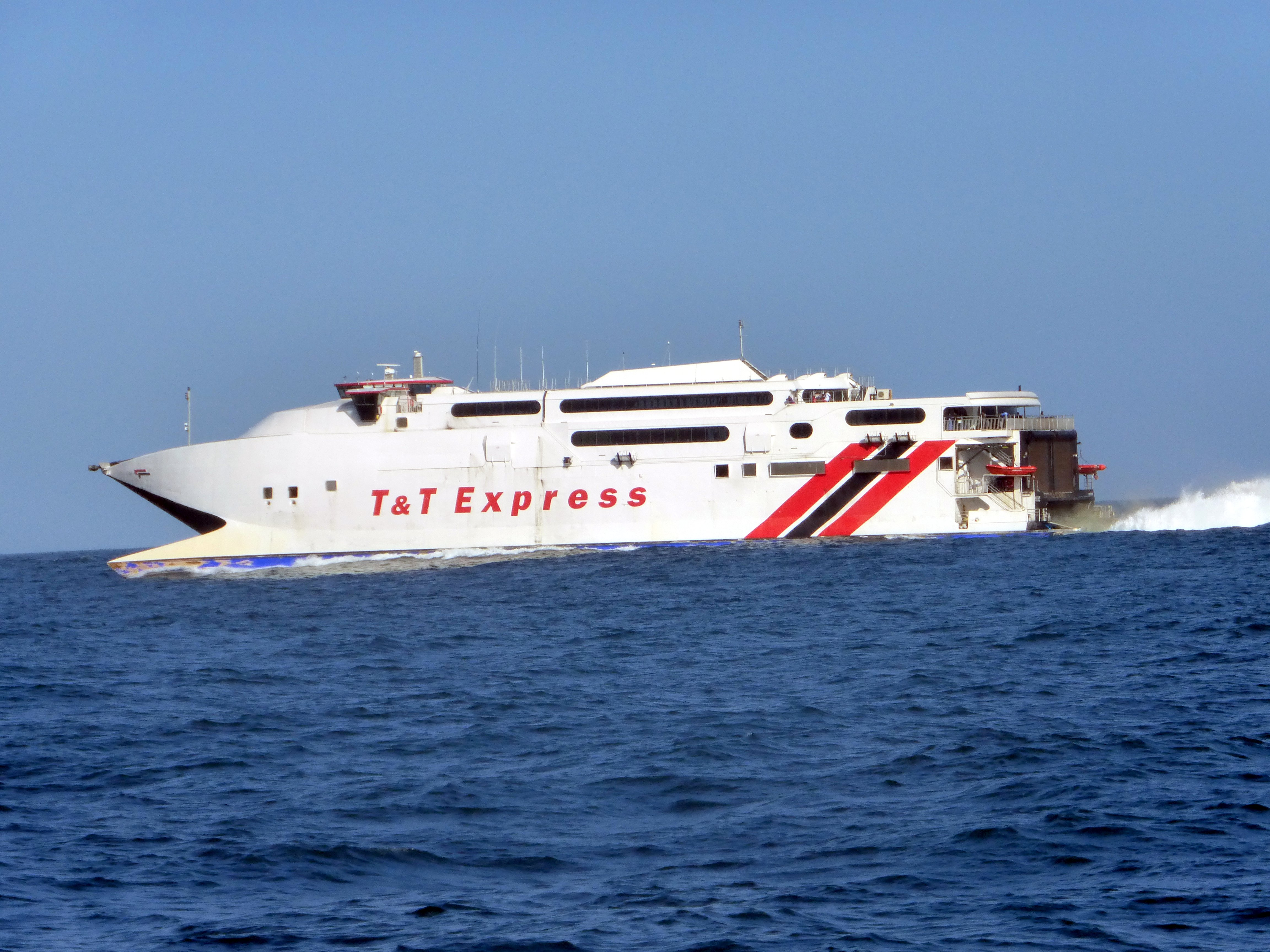 Austal to design and build new fast ferry for Trinidad and ... |Trinidad And Tobago Ferries