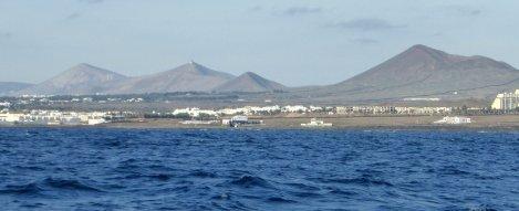 Coast of a Canary Island?