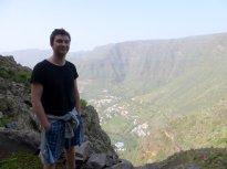 Walking on La Gomera....