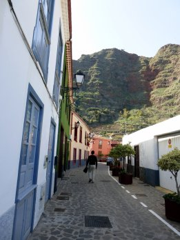 Pretty street, Agulo