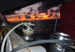 Another ocean sunset