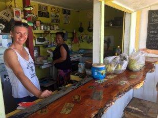Magda and Mariner's Cafe