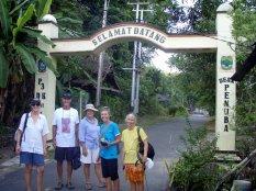 wandering on Penuba
